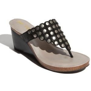 Kelee Wedge Flip Flops